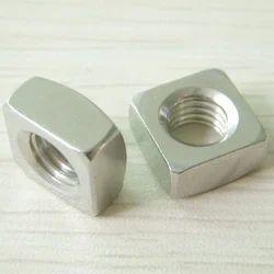 Super Duplex Steel Square Nuts