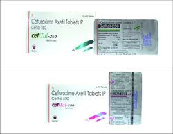 Cefuroxime Axetile Tablets