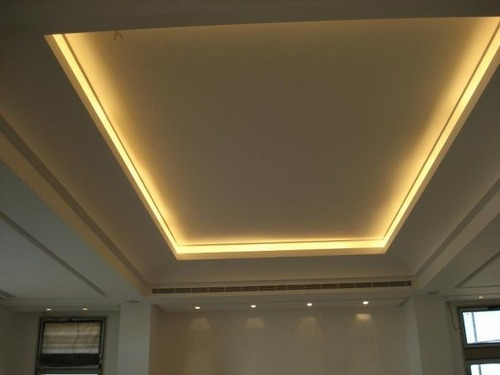 Gypsum False Ceiling Gypsum Ceiling Work Manufacturer From Mumbai
