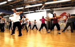 Hip-Hop Dance Training