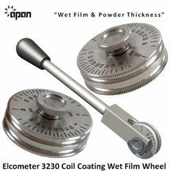 Coil Coating Wet Film Wheel