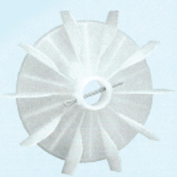 Plastic Fan Suitable For Crompton ND-112 Frame Size