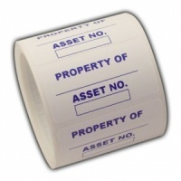 Custom Made Security Asset Tags, Packaging Type: Standard