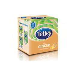 Flavoured Tetley Tea