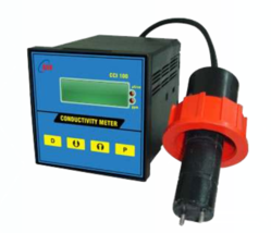 Online LED Conductivity Indicators