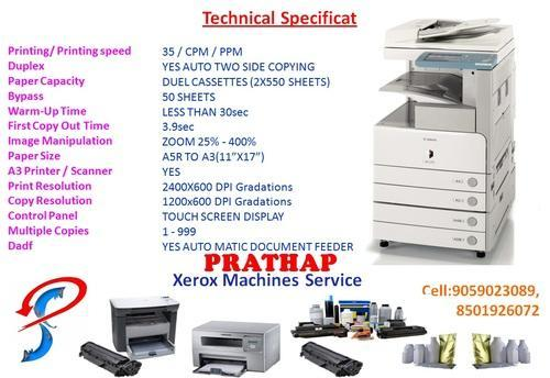 Canon Rc Models Printer Repairing Services