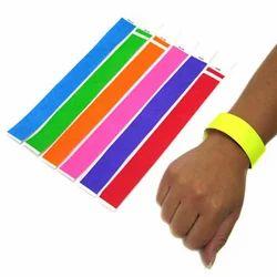 Waterproof Paper Wristband