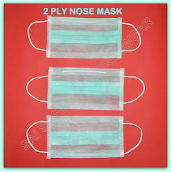 2 Mask Ply Surgical Face