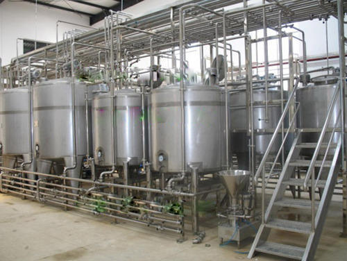 Dairy Machinery, Dairy Plant, Milk Processing Unit, Dairy Processing Unit,  Milk Processing Equipment, दूध प्रसंस्करण संयंत्र - Mukul's Project,  Hooghly | ID: 8399450533