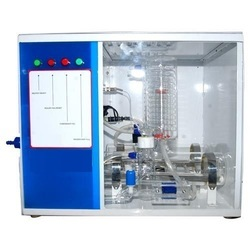 Cabinet Borosil/Quartz Single / Double Distillation Unit