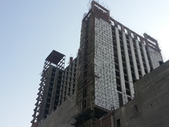 Facade Works (Grand Venice, Greater NOIDA) Peojects
