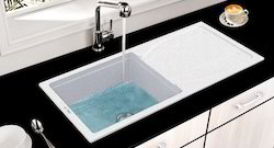 1 Quartz Kitchen Sinks, For Home