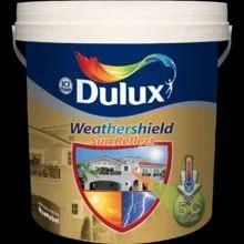 Ici Dulux Weathershield Sun Reflect Paint Uzma Interior