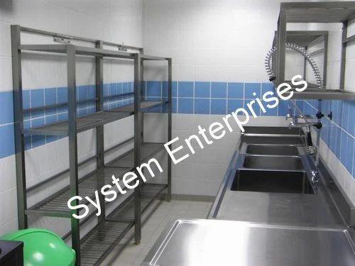 Heavy Kitchen Equipment