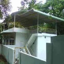 Terrace Roofing Shed Srs Association Manufacturer In