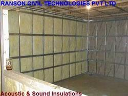 Acoustic And Sound Insulations Acoustics And Sound
