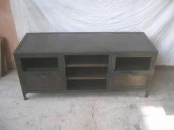 Wooden LED TV Cabinet