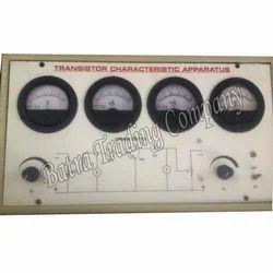 Transistor Characteristic Curve Apparatus