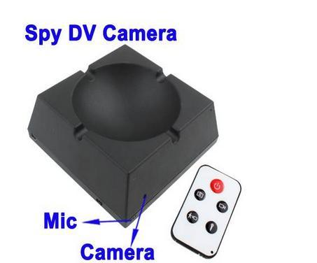 What are some different types of wireless spy recorders?