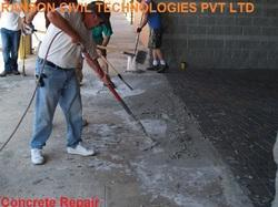 Concrete Repair And Retrofitting Consultants Contractors