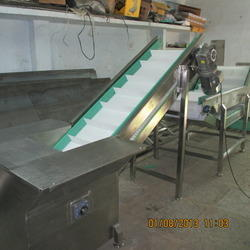Inclined Cleated Conveyors