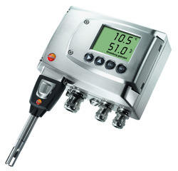 Humidity Transmitter Measuring Device