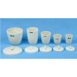 Porcelain Crucibles