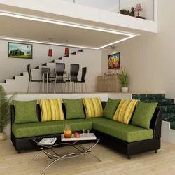 Sofa Set - Arizona L- Shape Sofa Set Service Provider from Nashik