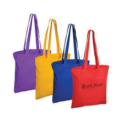 Dyed Cotton Bags