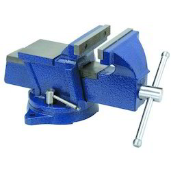 top swivel vises press locking res duty clamp vise table heavy inch b base itm mechanic bench
