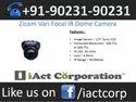 Zicom Vari Focal Ir Dome Cameras