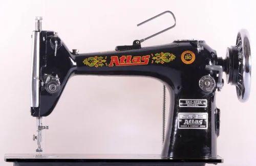 TA404003k Industrial Sewing Machine Dawar Company New Delhi ID Simple Atlas Industrial Sewing Machines