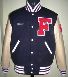 Varsity Jacket - Customizable
