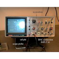 Oscilloscope Probe Calibration Services
