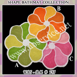 Shape Bathmat