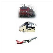 Bus, Rall And Air Ticket Booking