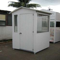 PVC Portable Security Cabin