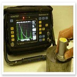A Scan Ultrasonic Testing