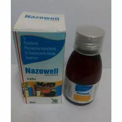 Paracetamol Phenylephrine HCL CPM Syrup