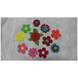 Multiple Purpose Felt Flower