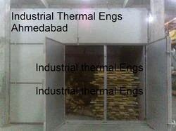 Heat Treatment Wooden Pallet Plant, उष्मा उपचार सयंत्र ...