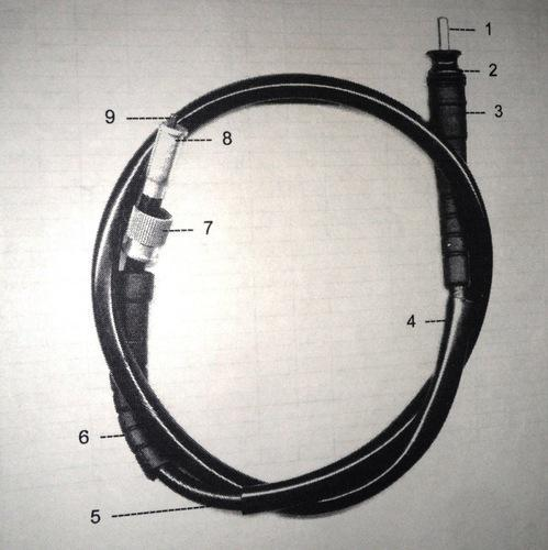 Honda Shine Speedometer Cables  Speedometer Cable