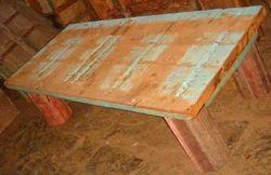 Reclaimed Wood Furniture Coffee Table