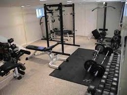 Home gym designing services lemon interior designers architect