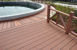 WPC Waterproof Outdoor Flooring