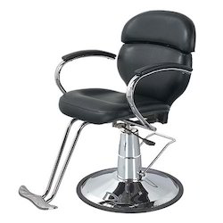 Chrome Half Cut Chair