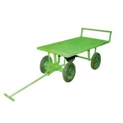 Block Shifting Trolley for Construction Industry
