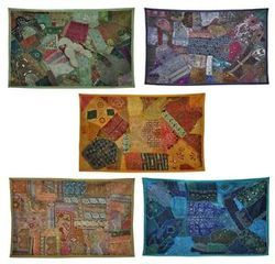 Indian Wall Hanging Tapestries Decoration Tapestry Throw art