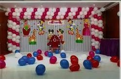 Birthday Party Event Services Birthday Decoration Services in Thrissur