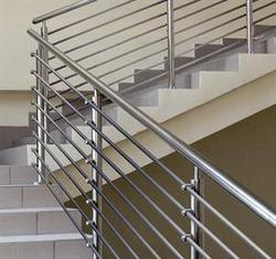 SS Railing at Rs 250 /square feet | Stainless Steel ...